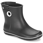 Gummistiefel Crocs JAUNT SHORTY BOOT W-BLACK