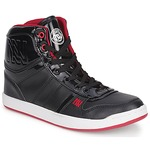 Sneaker High Dorotennis BASKET CUIR NAPPA PU VERN