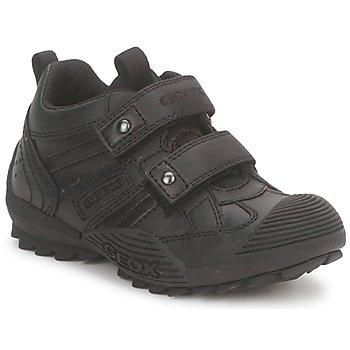 Sneaker Geox SAVAGE A Schwarz 350x350