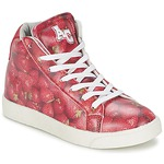 Sneaker High American College RED