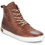 Sneaker High Blackstone INCH WORKER ON FOXING FUR