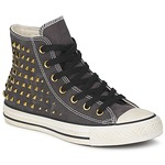 Sneaker High Converse ALL STAR COLLAR STUDS CANVAS HI