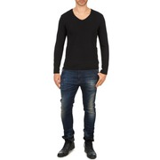 Trainingshosen Diesel KROOLEY-NE SWEAT JEANS
