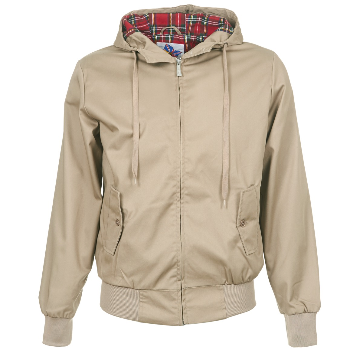Harrington HARRINGTON HOODED Beige