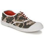 Sneaker Low Bensimon TENNIS CAMOFLUO