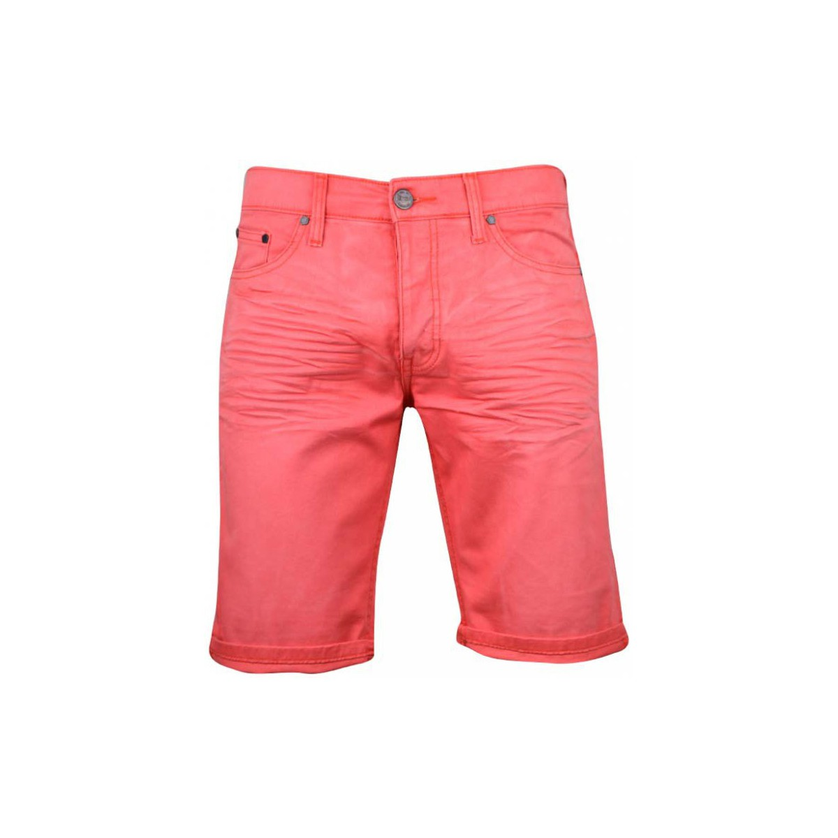 Petrol Industries Short denim orange