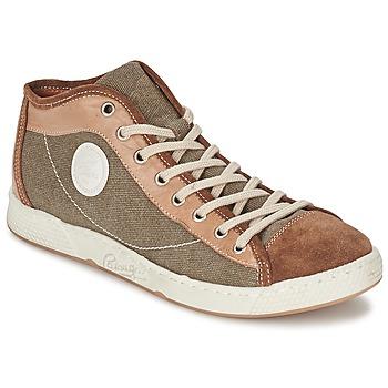 Schuhe Herren Sneaker High Pataugas JAMES H Camel