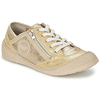 Schuhe Kinder Sneaker Low Pataugas RAP J Platin