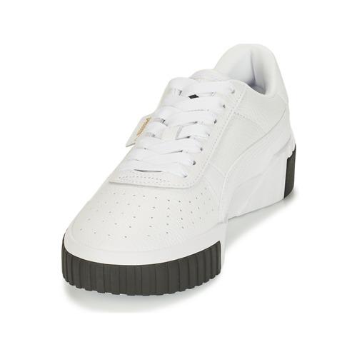 Puma CALI Sneaker Weiss / Schwarz - Schuhe Sneaker CALI Niedrig Damen 96,12 22bc84