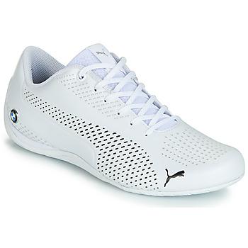 Schuhe Herren Sneaker Low Puma BMW DRIFT CAT 5 ULTRA.WHT Weiss
