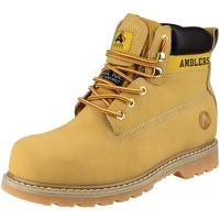 Schuhe Damen Boots Amblers FS7 Honig