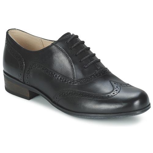 Clarks HAMBLE OAK Schwarz  Schuhe Richelieu Damen 79,96
