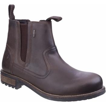 Schuhe Herren Boots Cotswold Worcester Braun