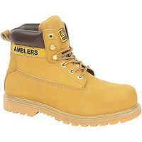 Schuhe Herren Boots Amblers FS7 Honig