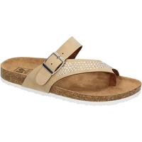 Schuhe Damen Sandalen / Sandaletten Down To Earth  Nude