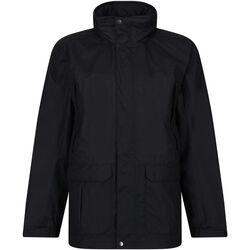 Kleidung Herren Jacken Regatta  Schwarz