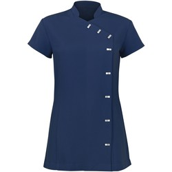 Kleidung Damen Kurze Kleider Alexandra AX003 Marineblau