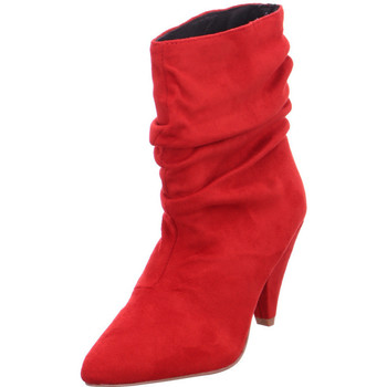 Schuhe Damen Stiefel La Strada - 170.3681 rot