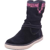 Schuhe Mädchen Boots Lurchi 33-303310-82 blau