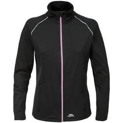 Kleidung Damen Trainingsjacken Trespass Teegan Schwarz
