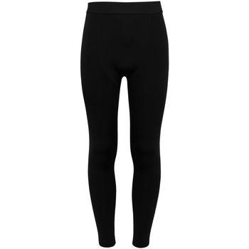 Kleidung Mädchen Leggings Tridri TR17B Schwarz