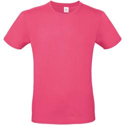 Kleidung Herren T-Shirts B And C TU01T Fuchsia