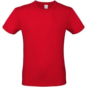 Kleidung Herren T-Shirts B And C TU01T Rot