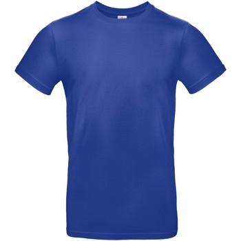 Kleidung Herren T-Shirts B And C TU03T Burgunder