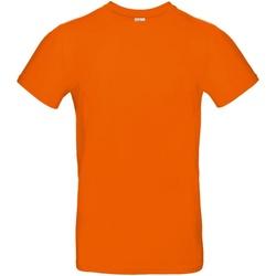 Kleidung Herren T-Shirts B And C TU03T Orange