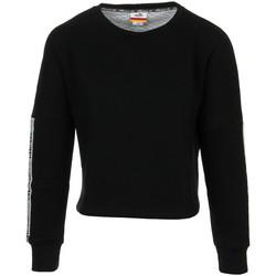 Kleidung Damen Sweatshirts Ellesse Eh F Cropped SWS Noir Schwarz