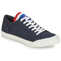 Schuhe Sneaker Low Le Coq Sportif NATIONALE Marine