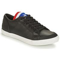 Schuhe Sneaker Low Le Coq Sportif NATIONALE Schwarz