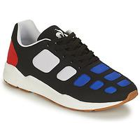Schuhe Herren Sneaker Low Le Coq Sportif ZEPP Schwarz / Blau / Rot