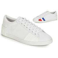 Schuhe Damen Sneaker Low Le Coq Sportif FLAG Weiss