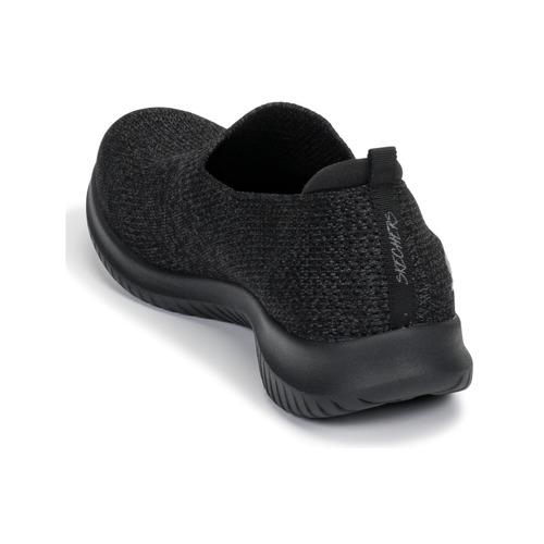 Skechers Skechers Skechers ULTRA FLEX Schwarz  Schuhe Slip on Damen e6eb29