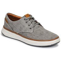 Schuhe Herren Sneaker Low Skechers MELFIS Grau