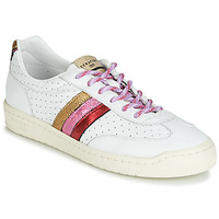 Schuhe Damen Sneaker Low Serafini COURT Multicolor