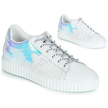 Schuhe Damen Sneaker Low Serafini MADISON Weiss