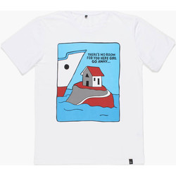 Kleidung Herren Kurzärmelige Hemden By Parra T-Shirt Little Room - White 1