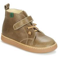 Schuhe Jungen Boots El Naturalista PAPUA Kaki