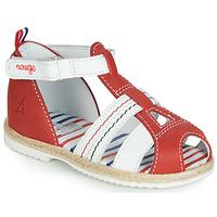 Schuhe Kinder Sandalen / Sandaletten GBB COCORIKOO Rot