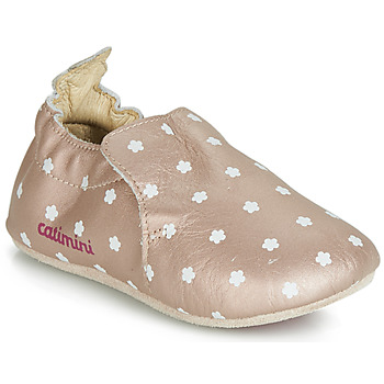 Schuhe Mädchen Hausschuhe Catimini CARA Rose / Gold