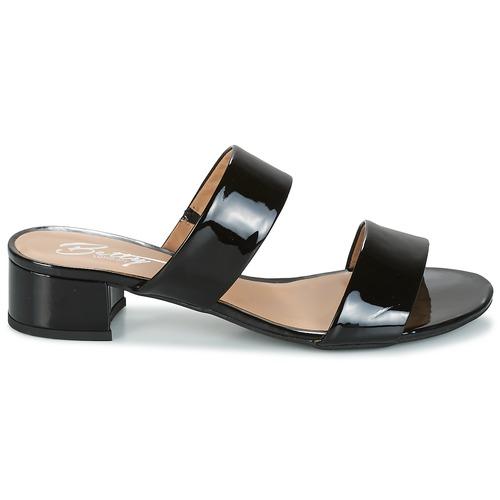 Betty London BAMALEA Schwarz  Schuhe Pantoffel Pantoffel Pantoffel Damen 47,99 d1d30e