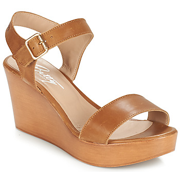 Schuhe Damen Sandalen / Sandaletten Betty London CHARLOTA Braun