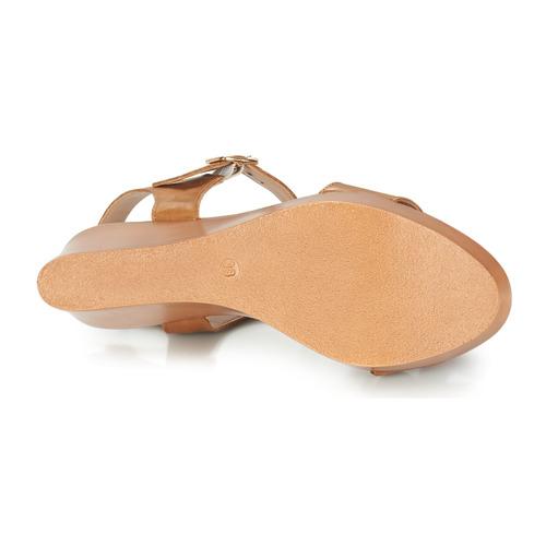 Betty London CHARLOTA Braun Sandaletten  Schuhe Sandalen / Sandaletten Braun Damen 55,99 42111f