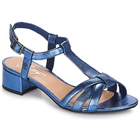 Schuhe Damen Sandalen / Sandaletten Betty London METISSA Blau