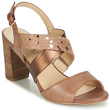 Schuhe Damen Sandalen / Sandaletten Caprice BOLAO Braun