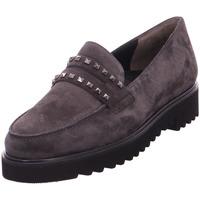 Schuhe Damen Slipper Paul Green 0063-2424-113/Slipper GRAU 05