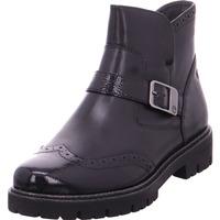 Schuhe Damen Stiefel Softline Damen Stiefelette BLACK