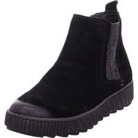 Schuhe Damen Stiefel Softline Da.-Stiefel BLACK